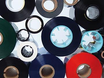 Thermotransferfolien in Ihrer Corporate-Farbe!